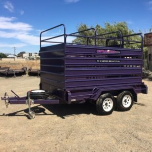 Cattle-Trailer