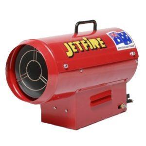Heater-Jetfire-Gas